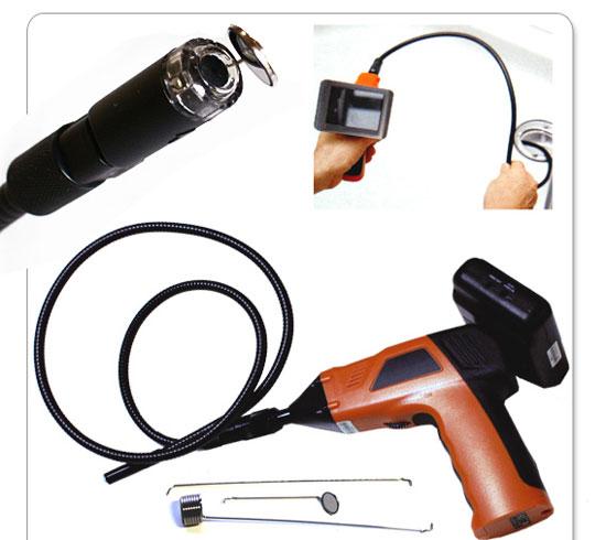 CCDインスペクションカメラ9mm