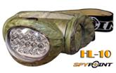 10LEDヘッドランプ