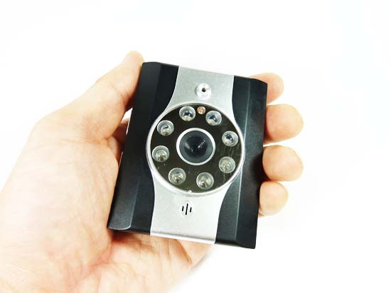 赤外線付ビデオカメラ
